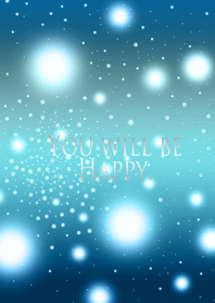 You will be happy*Blue