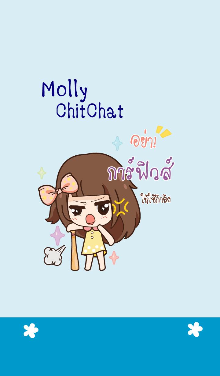 GARFIELD molly chitchat V02