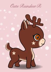 cute Reindeer.R