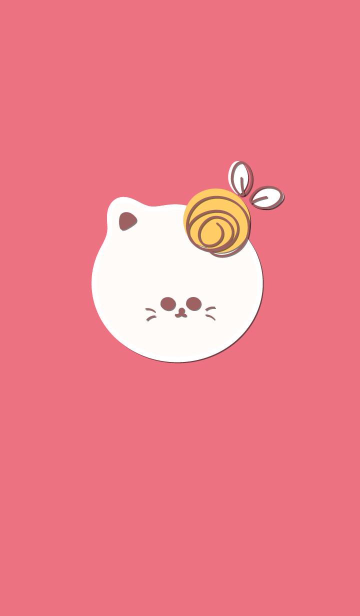 Cute cat theme 42 :)