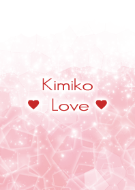 Kimiko Love Crystal name theme