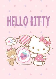 Hello Kitty 泰迪篇