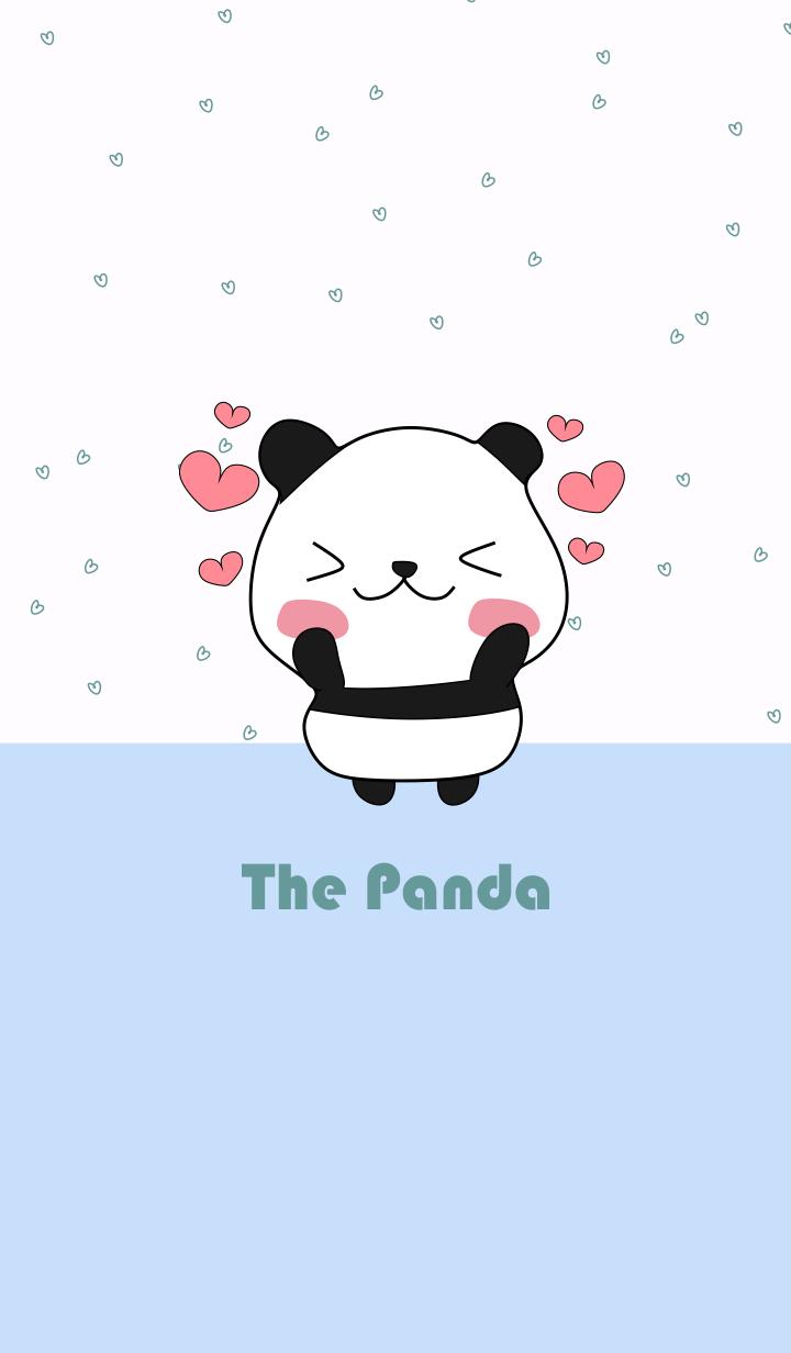 The Panda in Love