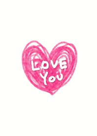 LOVE YOU-heart-joc