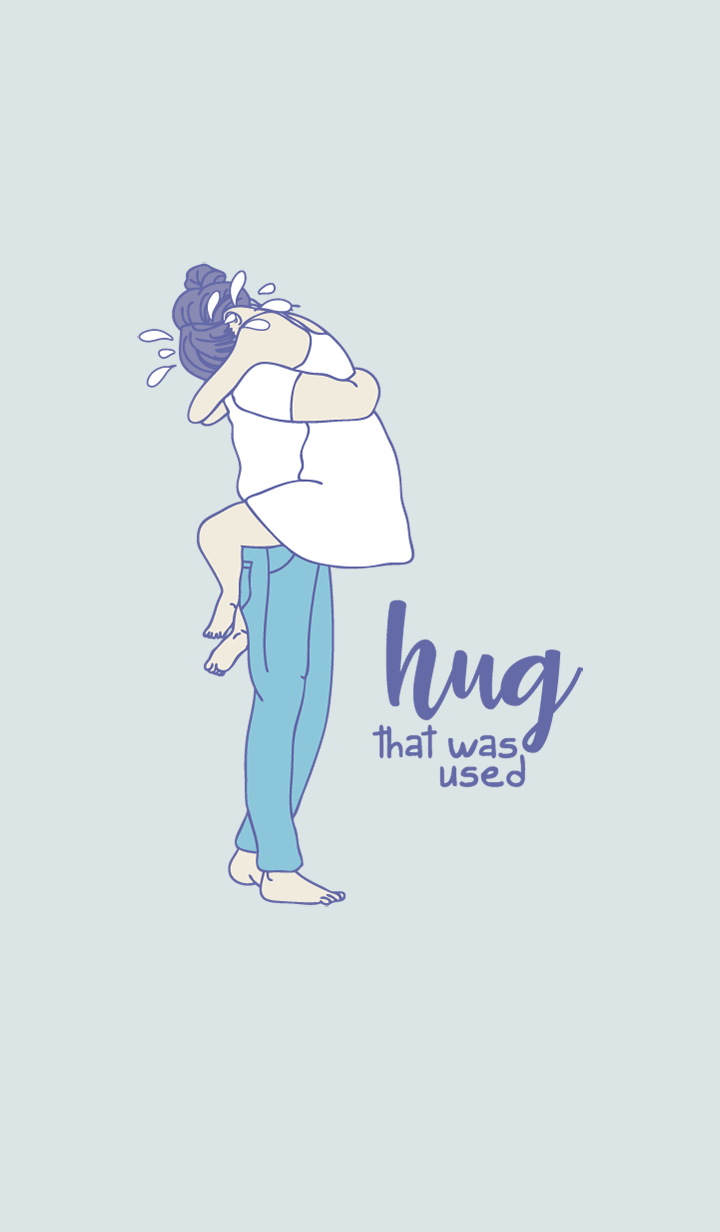 hug that was used