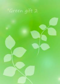 Green gift Vol.2