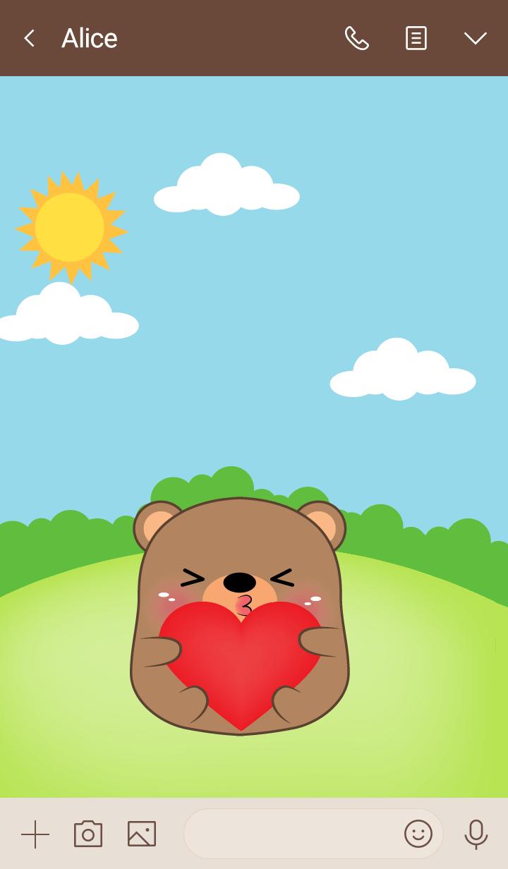 Fat Bear Theme