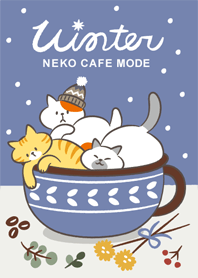 NEKO CAFE MODE 4[Winter]