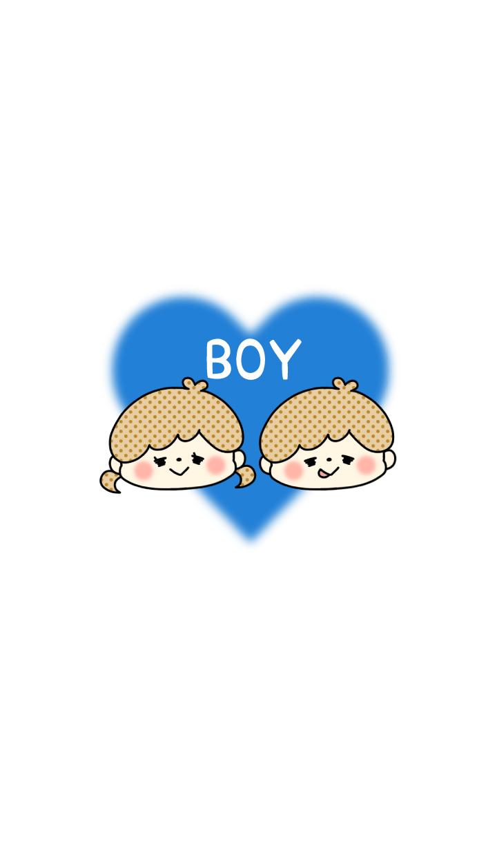 -LOVELY COUPLE THEME- BOY / No.12
