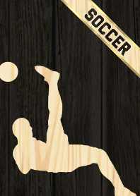 Soccer Wood Style Ver.2