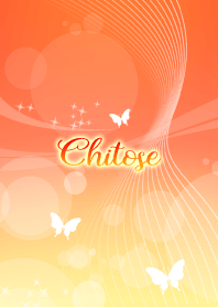 Chitose butterfly theme