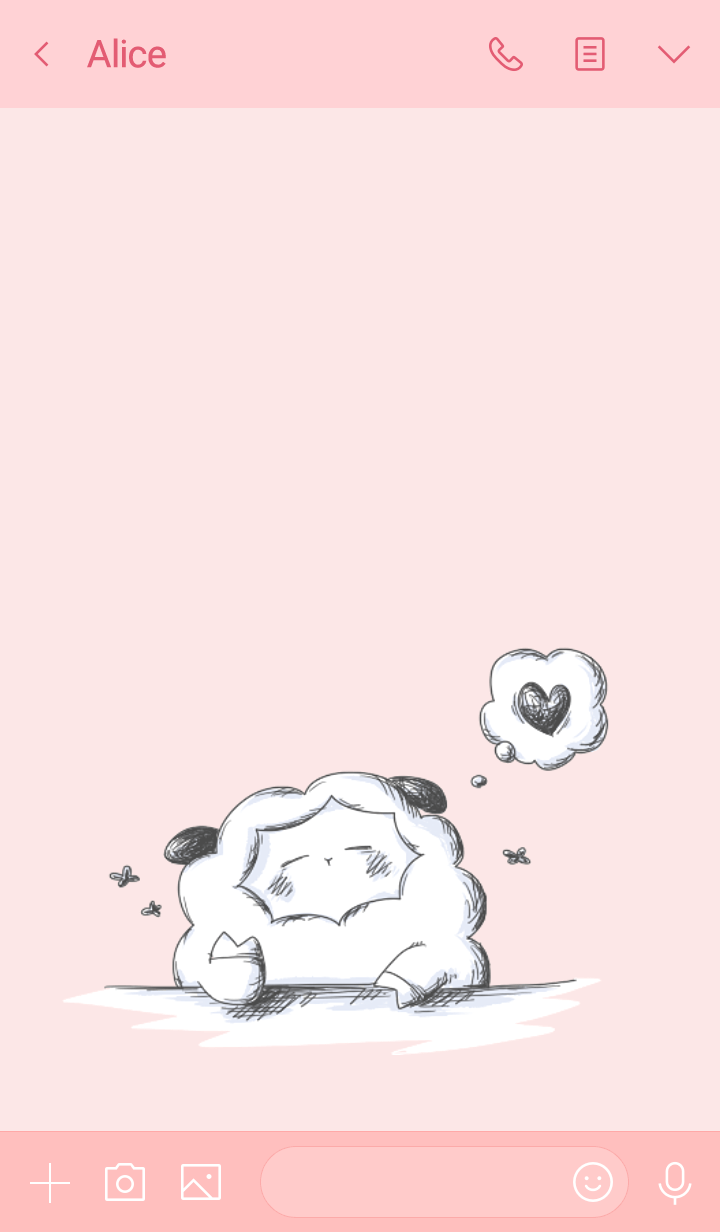 Sheep's love(from japan)