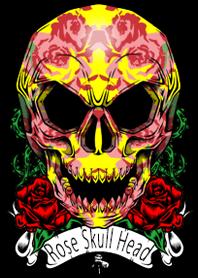 """""""Rose Skull Head"""""""