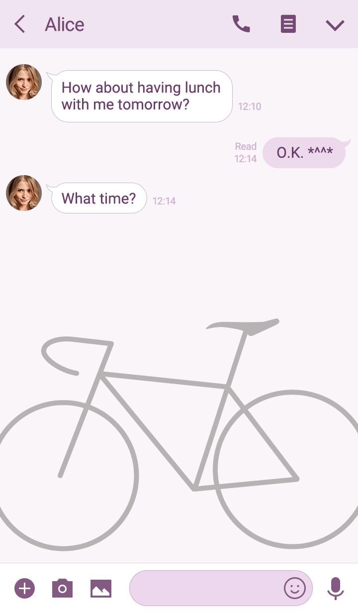 roadbike-purple(Grapes)