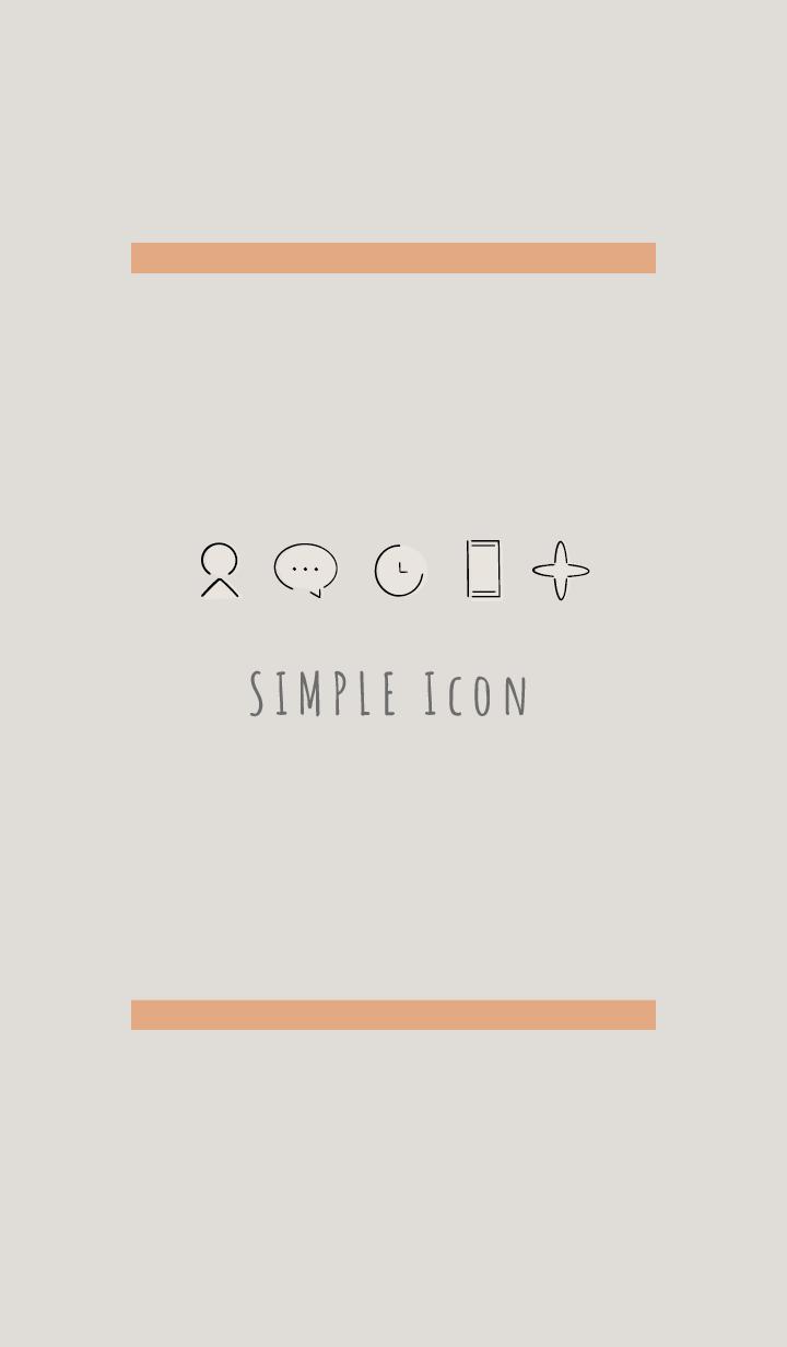 Orange : Simple Theme