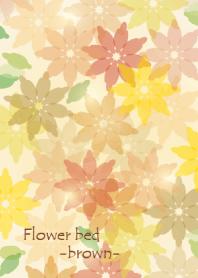 Flower bed -brown- Vol.1