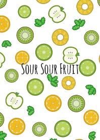 Sour Sour Fruit JP