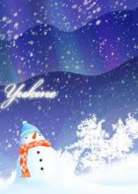 Yukine Snowman