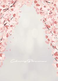 Beige Pink : Sakura simple theme