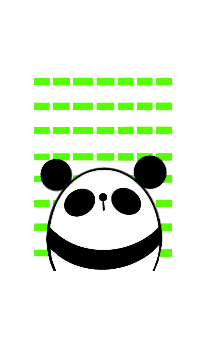 egg panda theme