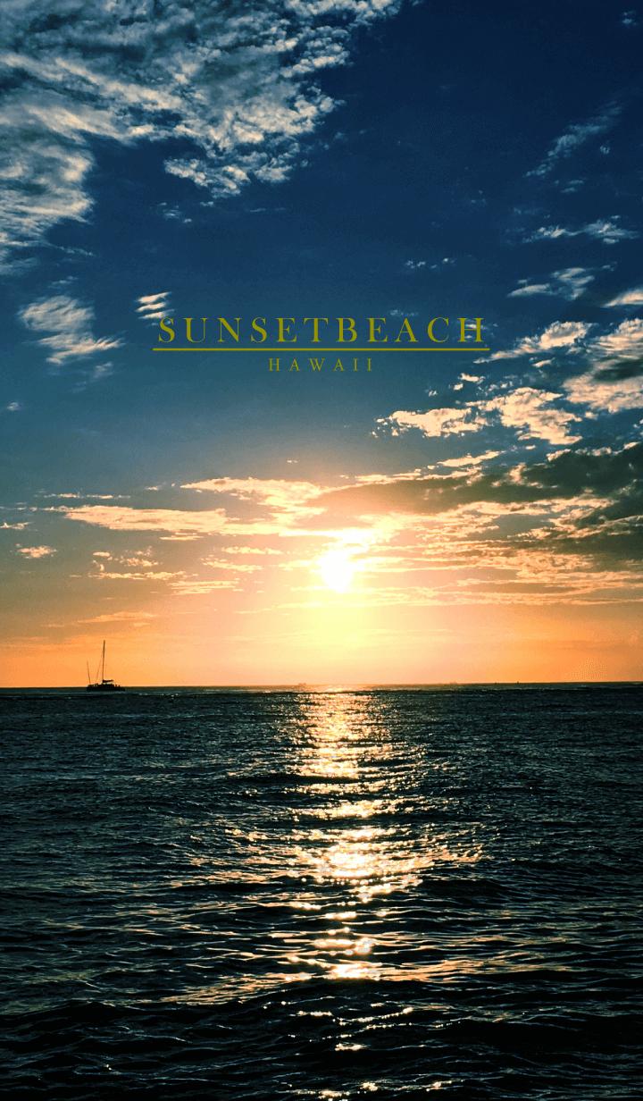 SUNSET BEACH -HAWAII- 36