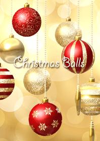 -Christmas Balls-
