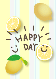 Smile - lemon pattern5-
