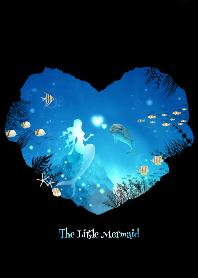 The Little Mermaid & Dolphin