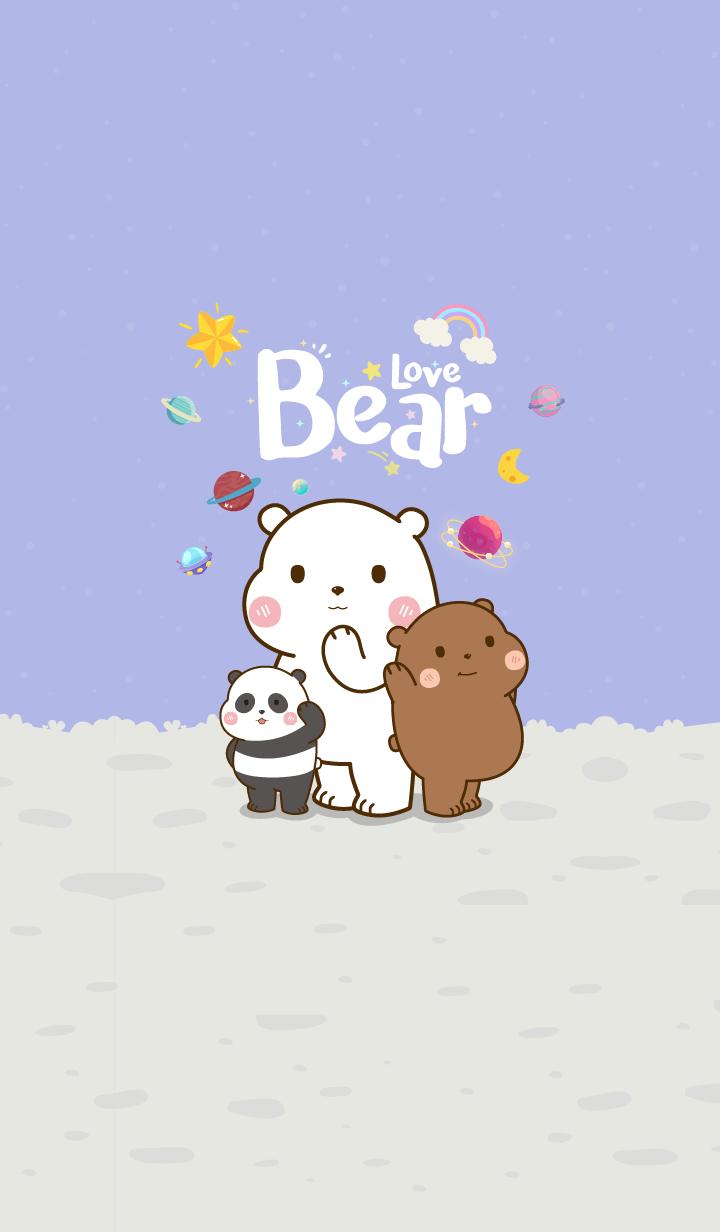 Bear Violet Lover