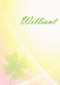 No.1422 Williant Lucky Clover name