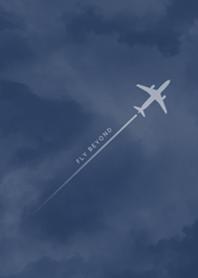 飛機:旅行