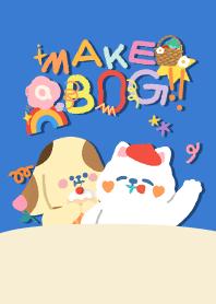 make (a)bog!