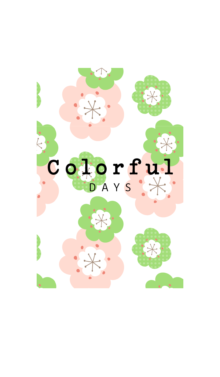 Colorful days 02 J