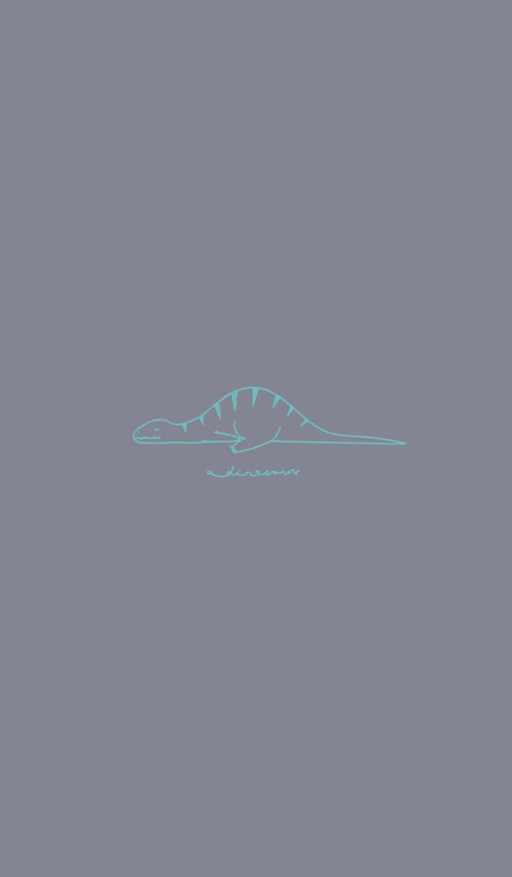 A dinosaur. G