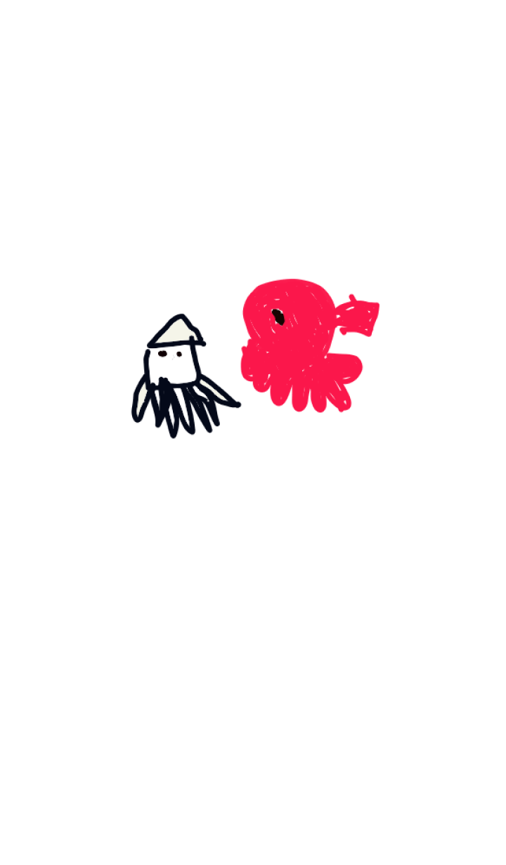 Ikatotako Squid and octopus g