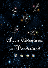 Alice's Adventures in Wonderland....