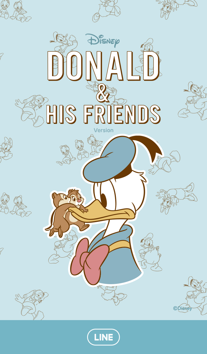 Donald Duck & His Friends