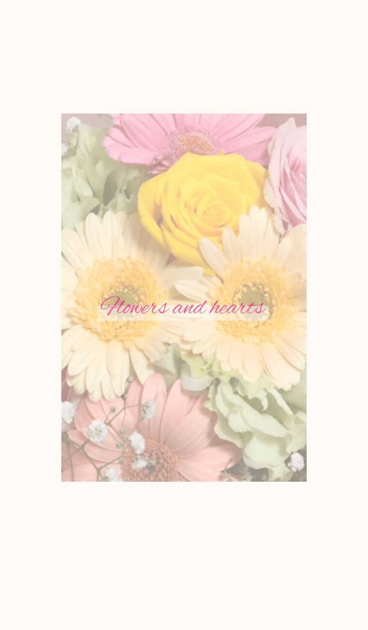 -Flowers and hearts- - 4 -