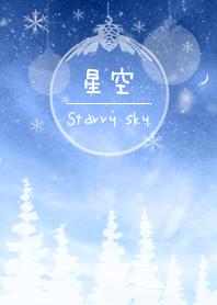 閃耀星空下陪你數星星冬季版