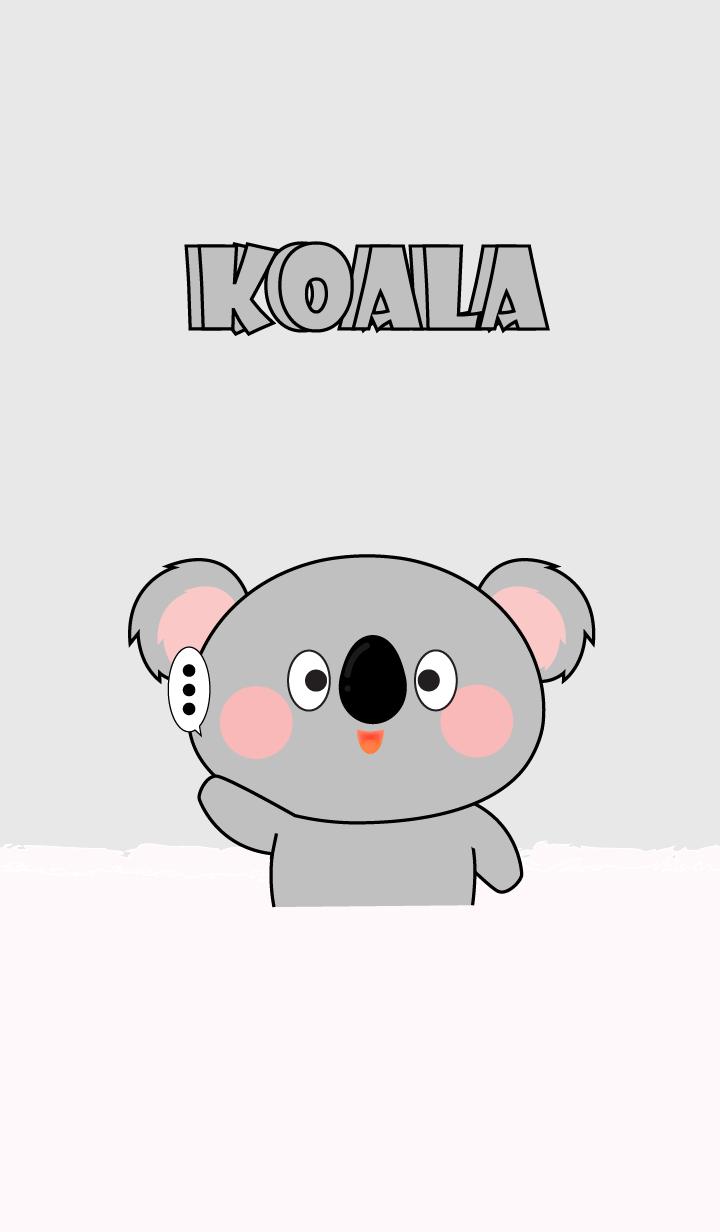 I Love Cute Koala (jp)