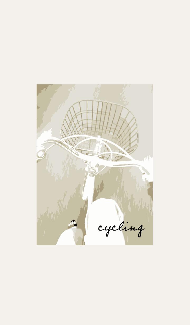 Cycling.(F)