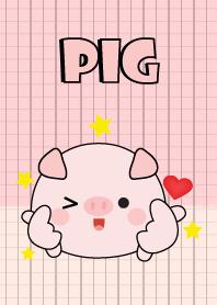 Minamal Pig Theme