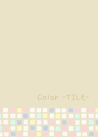 Color -TILE- 44