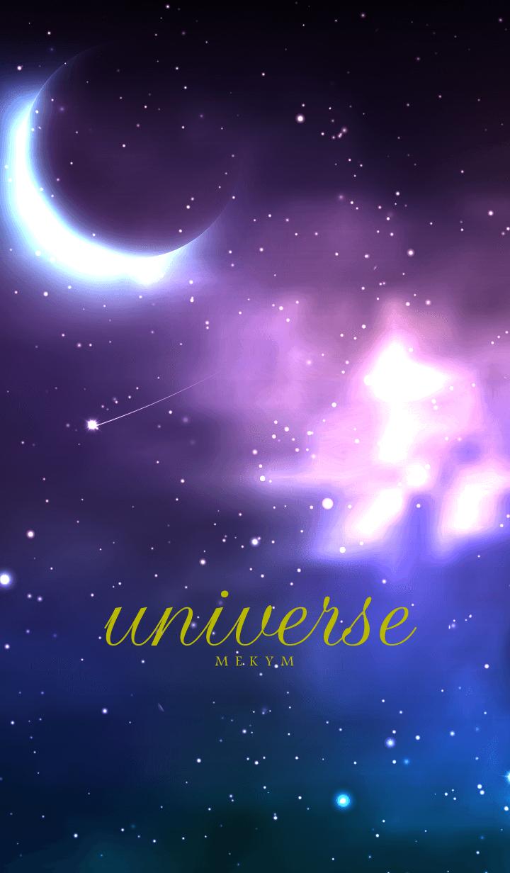 universe dark 19 -MEKYM-