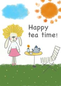 Happy tea time !