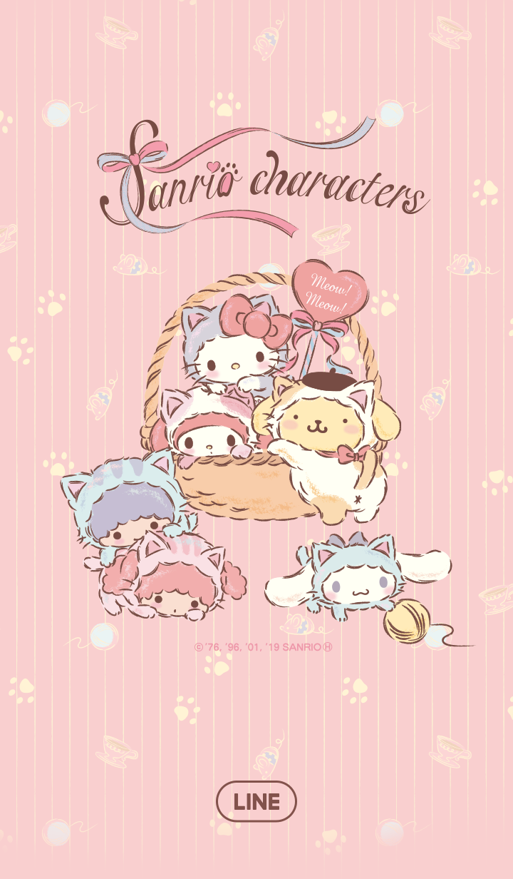 SANRIO CHARACTERS (Kitties)