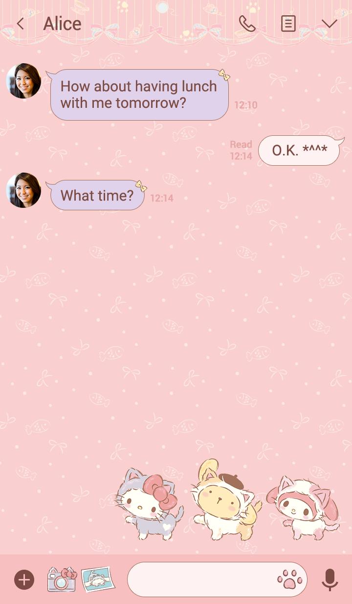 三麗鷗可愛明星(小喵喵篇)
