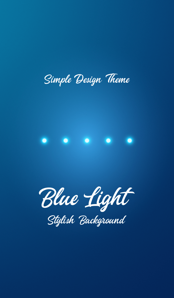 Blue Light Collection.