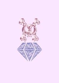 Pink Diamond Skeleton