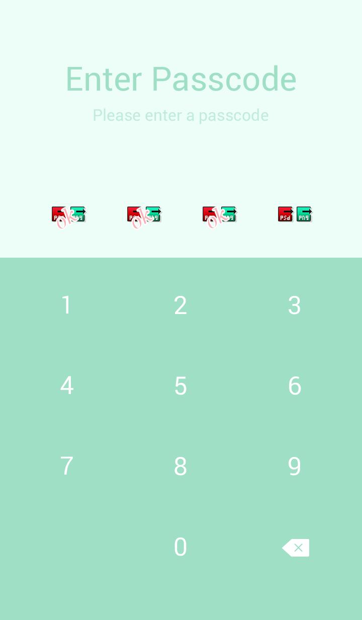 Simple psd png folder 3